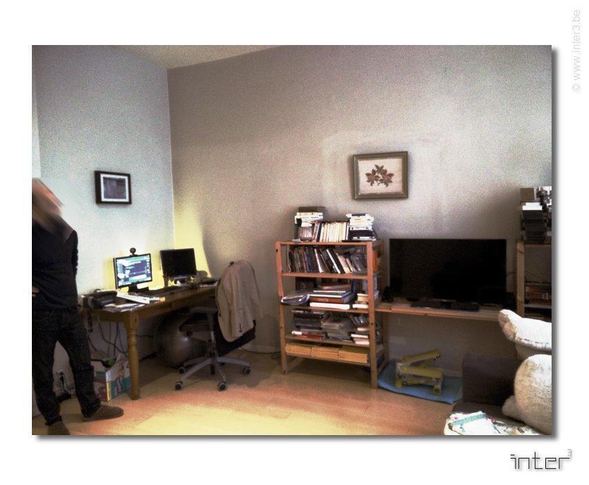 am nagement salon bruxelles inter3. Black Bedroom Furniture Sets. Home Design Ideas