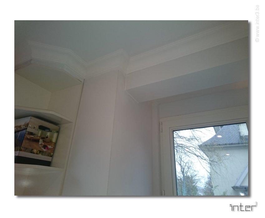 r novation compl te d une maison de standing bruxelles uccle inter3. Black Bedroom Furniture Sets. Home Design Ideas
