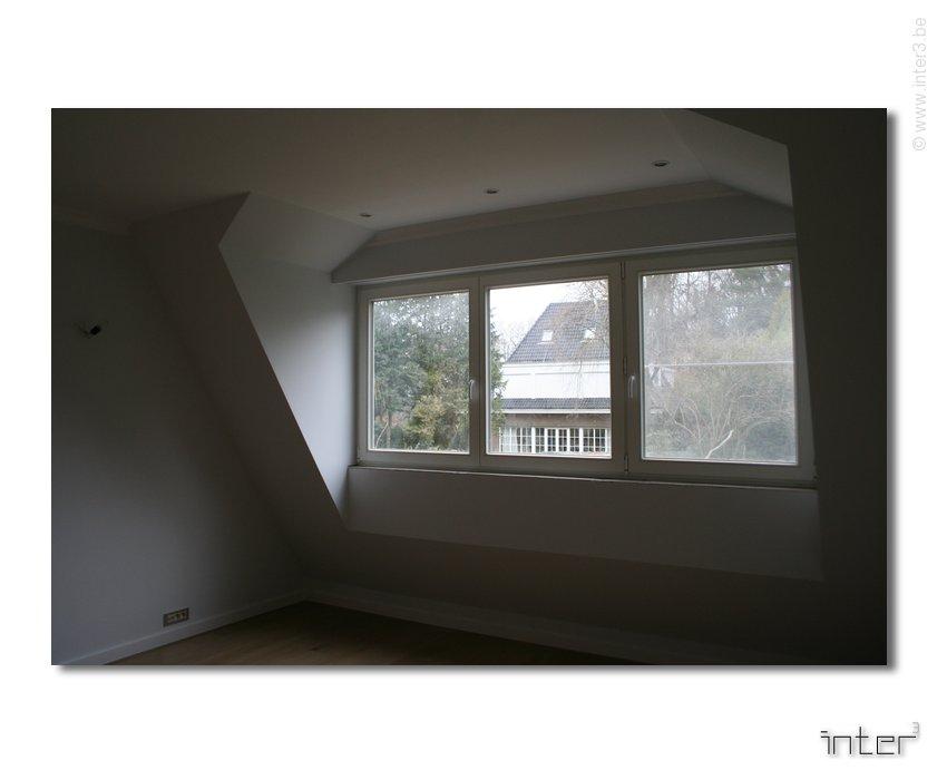 Rénovation complète d\'une maison de standing à Bruxelles, Uccle – Inter3