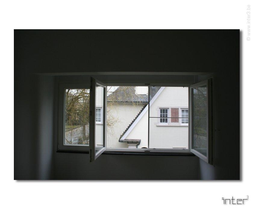 maison architecte uccle. Black Bedroom Furniture Sets. Home Design Ideas
