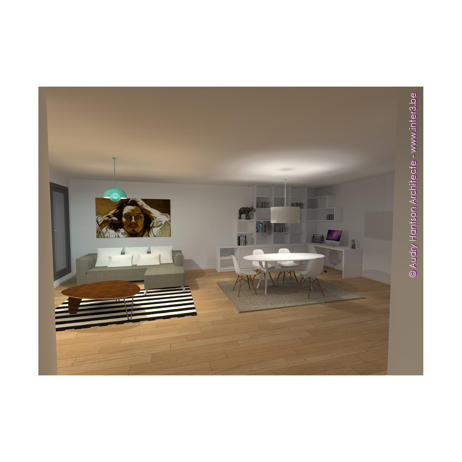 Deco Salle De Bain Bleu Et Gris ~ Cr Ation De Mobilier Sur Mesure Inter3