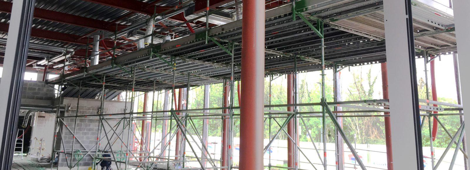 Inter3.be effecture les missions de coordination sécurité santé pour des chantiers de toutes les tailles.